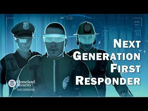 Next Generation First Responder Program