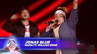 Jonas Blue Mama FT William Singe Live At Capital S Jingle Bell Ball 2017