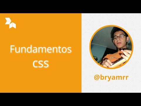 Fundamentos de HTML5 y CSS3 #DevFrontend con @bryamrr