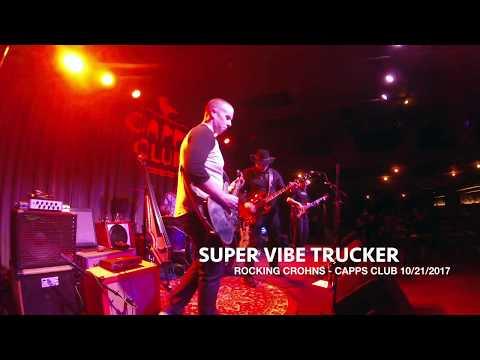 Super Vibe Trucker - Destination Unknown - Rocking Crohns 10/21/2017
