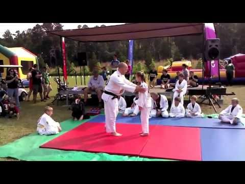 Relay For Life - Demonstration - Brazilian Jiu Jitsu I Judo I Muay Thai Kickboxing