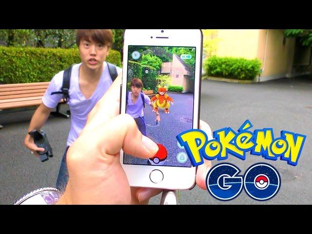 ポケモンGOで上野動物園を探索!! 【Pokémon GO】in Japan PDS