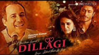 Tumhe Dillagi Mp3 Song By Rahat Fateh Ali Khan | Huma Qureshi, Vidyut Jammwal | Salim - Sulaiman