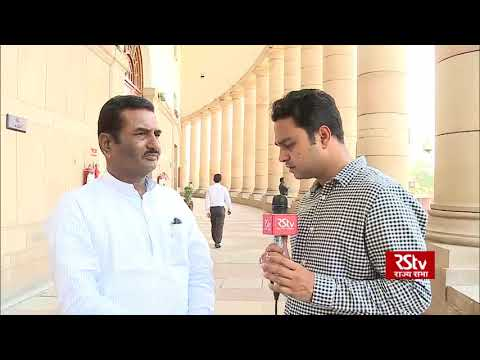 Development of industries, irrigation issues on priority, says BJP MP Pratap Patil Chikkalikar