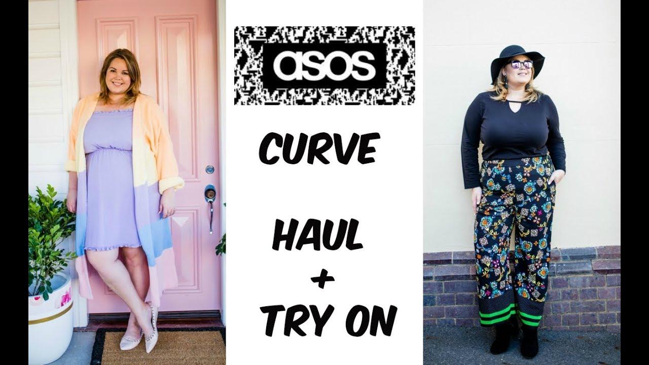 77eb9d1d270 ASOS Curve Mega Try On Haul - YouTube