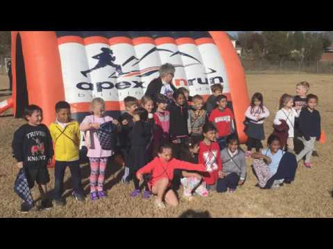 apex funrun   Trivium Academy Kindergarten 2017 1080p