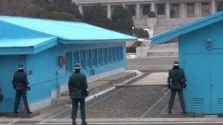 韓国・ソウル旅行 DMZ(非武装地帯)板門店