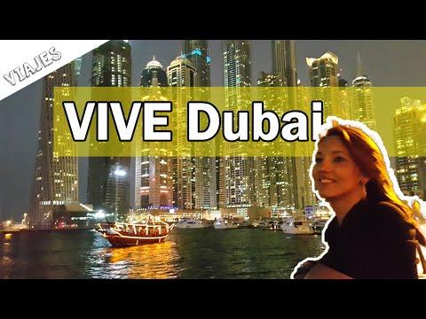 ¿Cómo es la vida en Dubai? ¿Trabajar en Dubai? | ¿Expatriados Dubai?