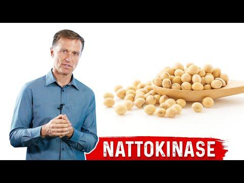 Nattokinase's Amazing Effect on Blocked Arteries and Circulation