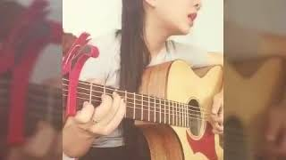 Cover guitar Đường Một Chiều by Yến Nhi