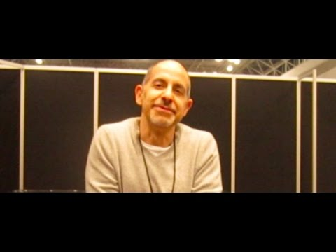 Constantine EP David S. Goyer at NYCC 2014