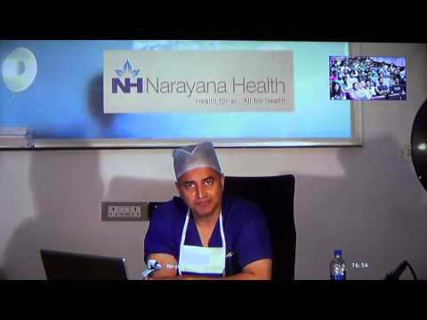 Dr. Devi Shetty at the IdeaSummit (Ensemble 2014)