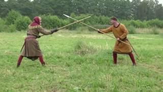 Medieval Spear Play, Part 1 thumbnail