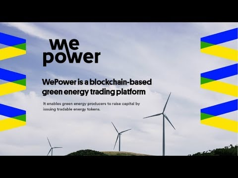 WePower (WPR) | Energy Trading On The Blockchain (ICO Review)
