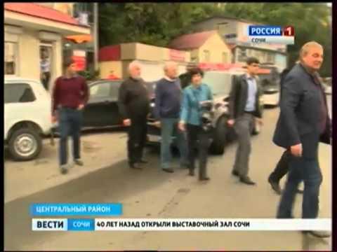 В Сочи на улице Пластунской поменяют место остановки общественного транспорта