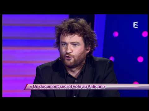 Olivier de Benoist - [73] Un document secret volé au Vatican [On n'demande qu'à en rire]