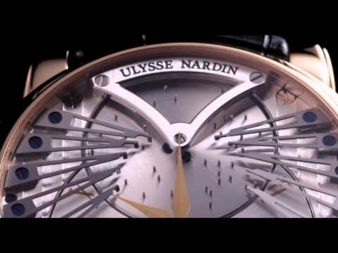 Ulysse Nardin  Stranger - When Time Becomes Music