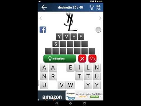 Solution Quiz Logo jeu - Niveau 6