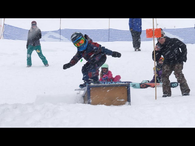 Grom Con  Vol. 4 Kids Terrain Park Contest