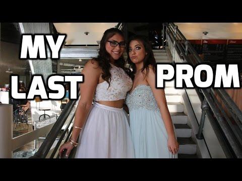 Senior Prom 2017: GRWM & Vlog... (Not The Best Prom Ever)