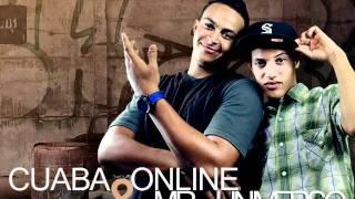 Cuaba Online y Mr. Universo - Hay problemas en el barrio Dembow