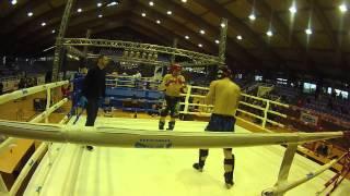 Łukasz Szala (Pretorium Poznań) vs Bartosz Kołodziejczak (Kohorta Poznań) 81kg, cz. I