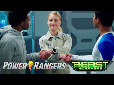 "The New Power Rangers | Power Rangers Beast Morphers Episode 1 ""Beasts Unleashed"""