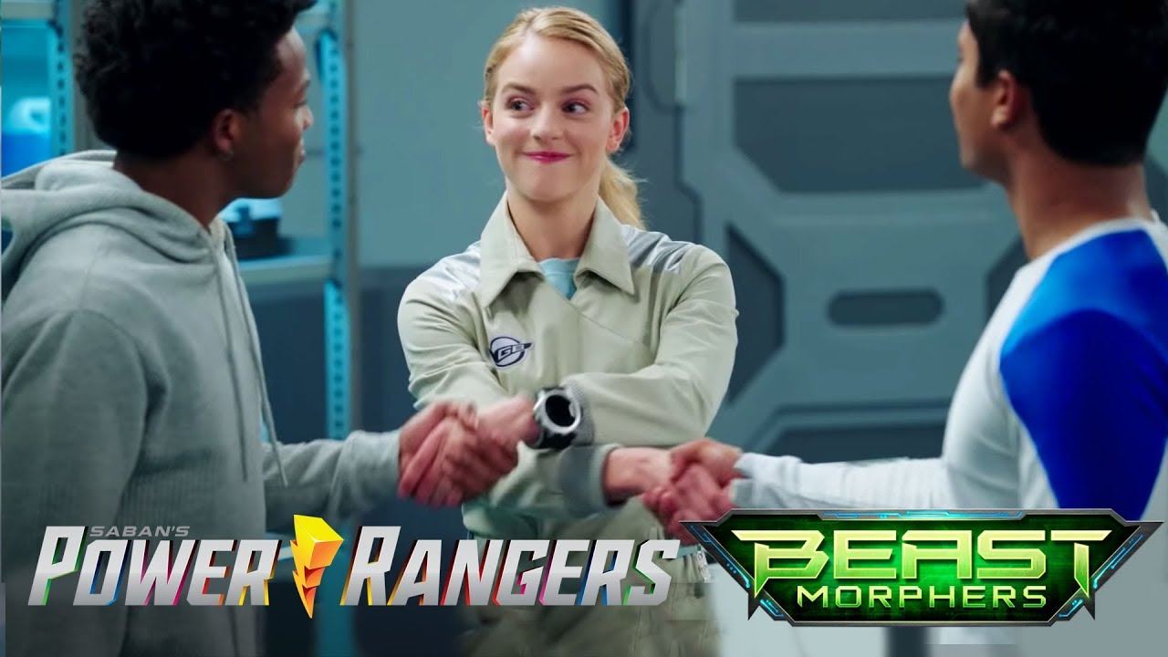 The New Power Rangers | Power Rangers Beast Morphers Episode