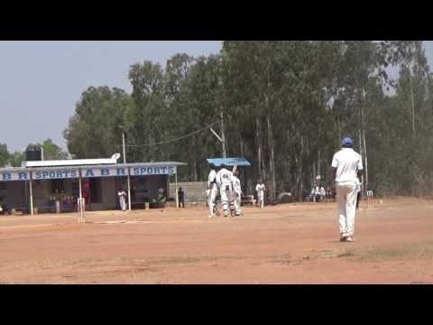 ABR Sports Challenger Series XIX: Finals Slam Bangalore vs  Goldman Sachs Innings2