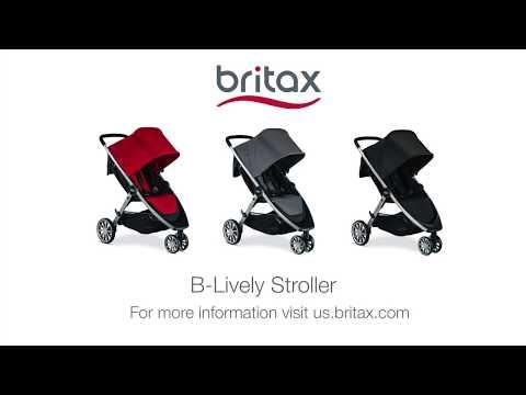 B-Lively Stroller Instructional Video