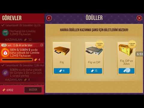Zynga Poker 10000 Tickets Redeem And 958 Gold Spin Mega Lucky Bonus. (biggest Ticket Redeeming Ever)