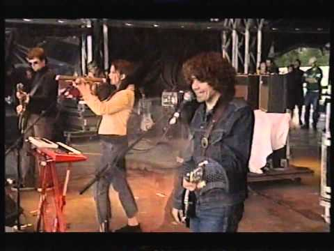 The Wannadies - You & Me Song (Live Glastonbury 2000)