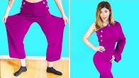 Trying DIY Clothing Hacks For Fashion Emergencies
