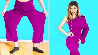 Download Trying DIY Clothing Hacks For Fashion Emergencies Mp3 and Videos