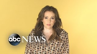 Why it Matters: Alyssa Milano says education is one of the key issues driving her to vote