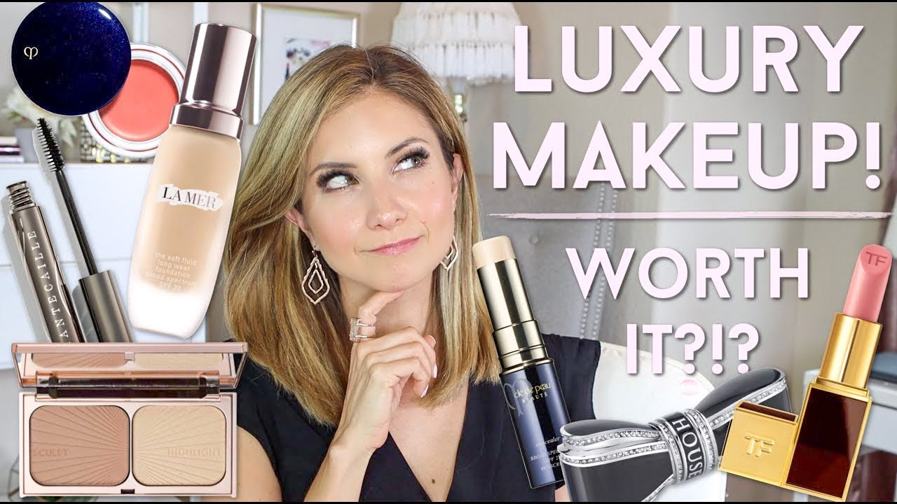 My Luxury Makeup Collection | Worth it!?