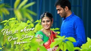Cinematic Tamil Hindu Wedding Highlights of Bharath & Abinaya