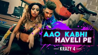 vuclip Aao Kabhi Haveli Pe  STREE   Kriti Sanon  Badshah  Dance Performance  Eshan and Preeti
