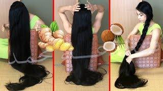جربت زيت رهيب لتطويل الشعر ✔وتنعيمه // ينشط الدورة الدموية ويقوي البصيلات وممتاز للشعر الجاف مع دعاء
