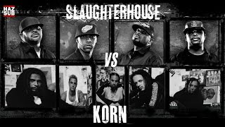 Download Slaughterhouse vs Korn - Hammer Away From Dance MP3 song and Music Video