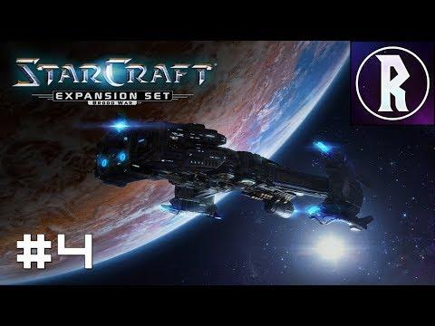 Starcraft: Mass Recall - Assault on Korhal (Terran Expansion Campaign #4)