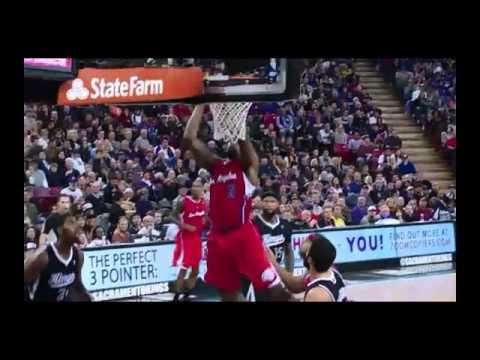 NBA CIRCLE - LA Clippers Vs Sacramento Kings Highlights 29 Nov. 2013 www.nbacircle.com
