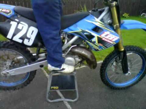 2004 TM RACING 125