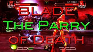 Blade: The Parry of Death | Marvel: Contest of Champions