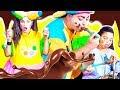 علوش ومروش وكعكة الشوكلاتة | Aloush & Marosh