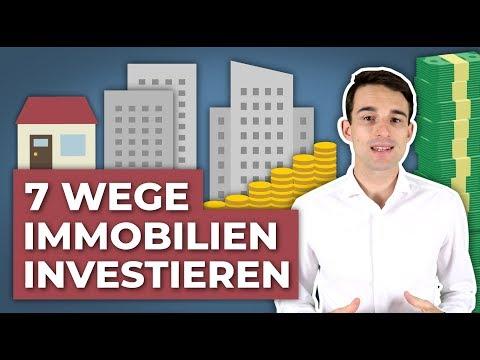 7 Wege um in Immobilien zu investieren | Finanzfluss