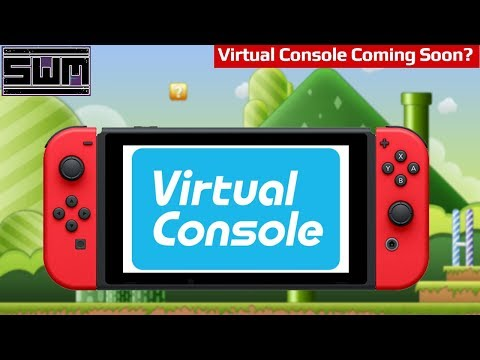 Rumor Wave! - Does New Code In Switch Firmware Point To Virtual Console Coming Soon?