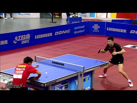 2014 Men's World Cup (Ms-Final) MA Long - ZHANG Jike [HD @1080p] [Full Match|Short Form/Awards]