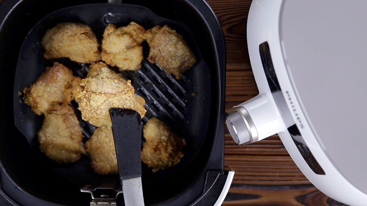 【楊桃美食網-宅配商品】用氣炸鍋炸雞塊,比一比,少油酥脆,顧你的胃,更顧你的肺。還有更多雞料理變化 ...