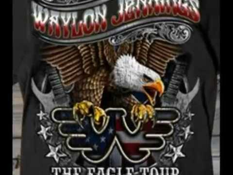 The Eagle by Waylon Jennings from Waylons The Eagle album.
